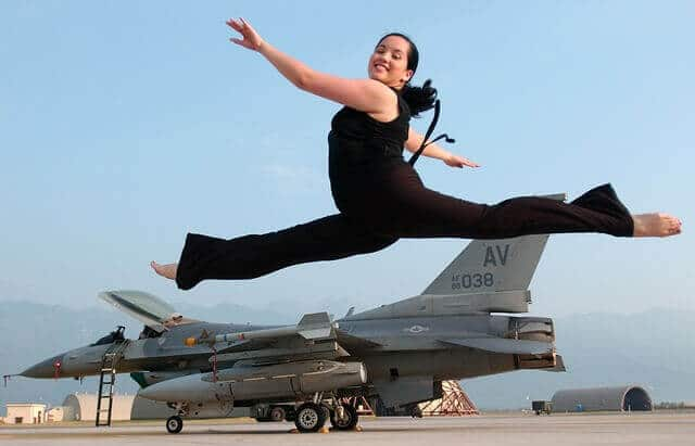 股関節の可動域をあげて、足の付け根の筋肉を鍛える!