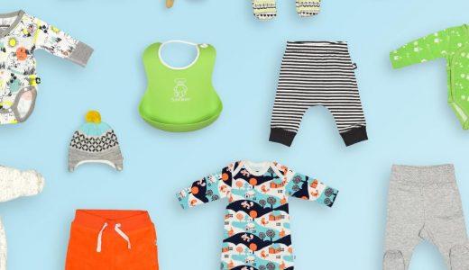 【喜ばれる出産祝い】北欧デザインがかわいい、フィンランドベイビーボックス