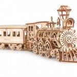 夏休みの工作や自由研究にもおススメ!木製3D模型ウッドトリック