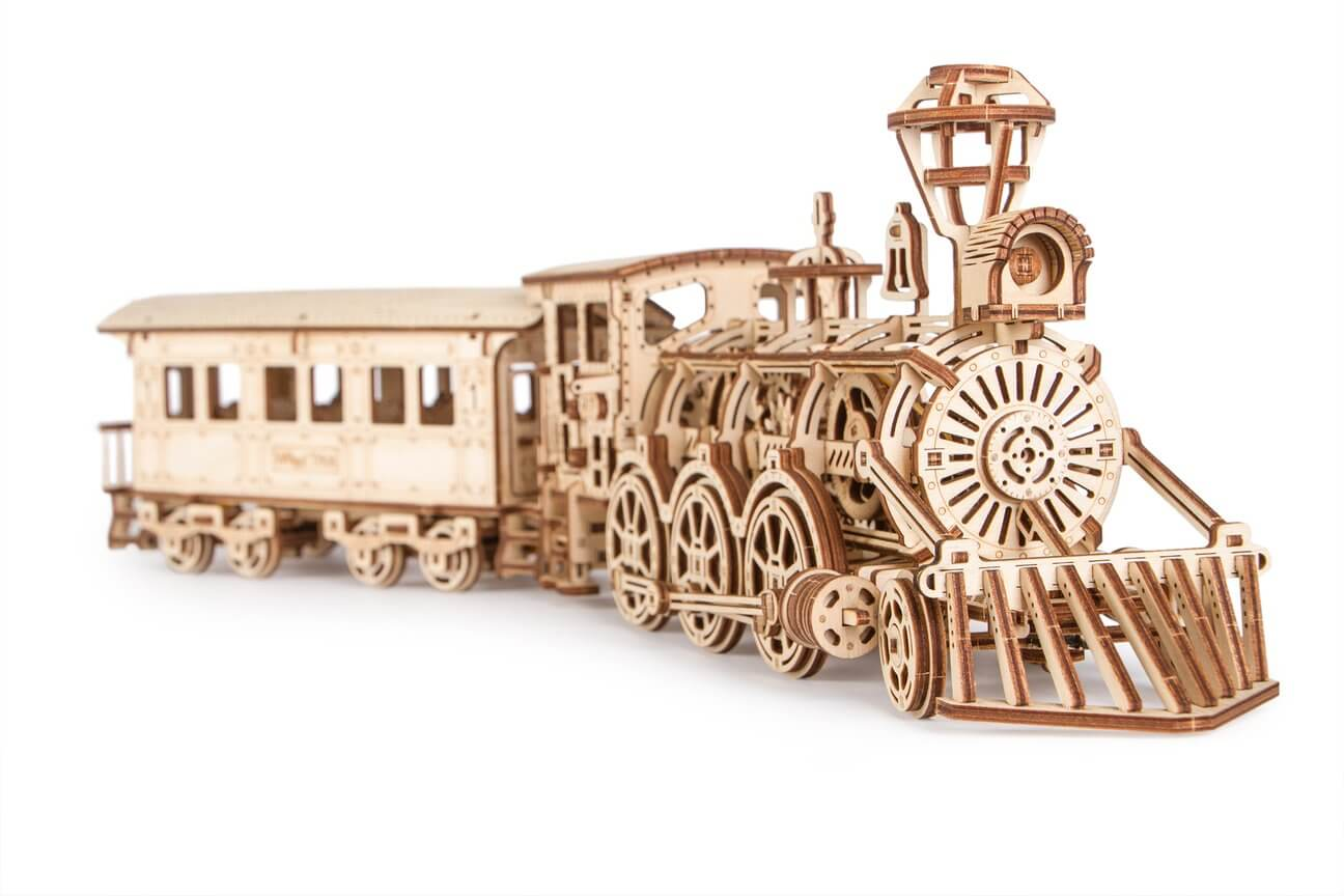 「アメリカントラック」模型写真