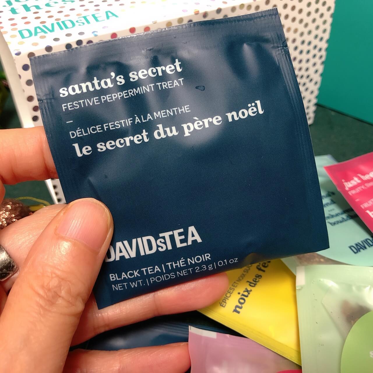 DAVIDsTEAsanta's secret写真