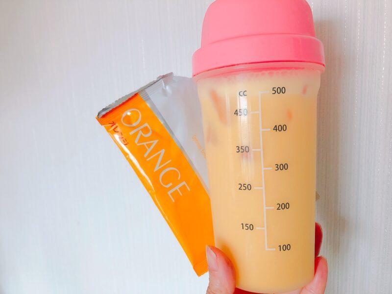 マイクロダイエット「オレンジ」の写真